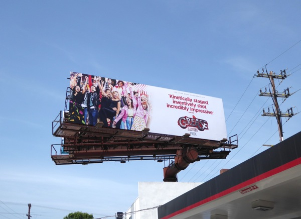 Grease Live 2016 Emmy fyc billboard