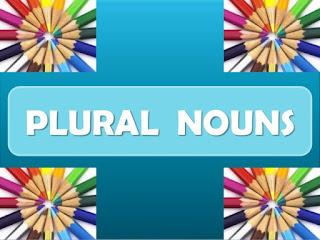 contoh kalimat plural noun beserta artinya