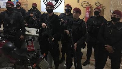Polícia Militar prende suspeito por porte ilegal de arma de fogo na noite desta segunda, em Catolé do Rocha