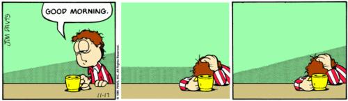 Garfield minus Garfield Jim Davis
