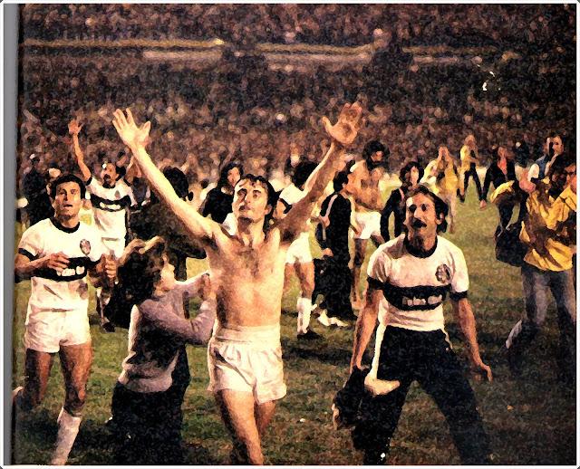Olimpia Campeón Libertadores 1979