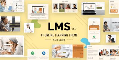 LMS v7.1 - The #1 Online Learning WordPress Theme