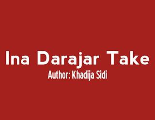 Ina Darajar Take