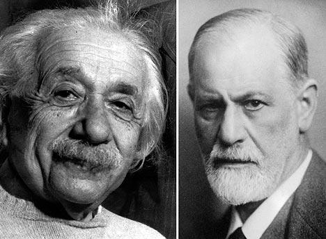 Freud ve Einstein: Telepati Deneyi