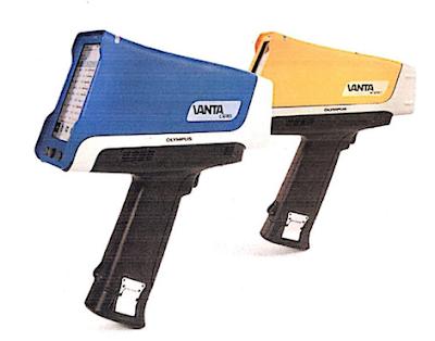 Jual XRF Analyzer Portable Olympus Series Vanta L High Quality