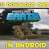 Minecraft Earth Beta Download On Android
