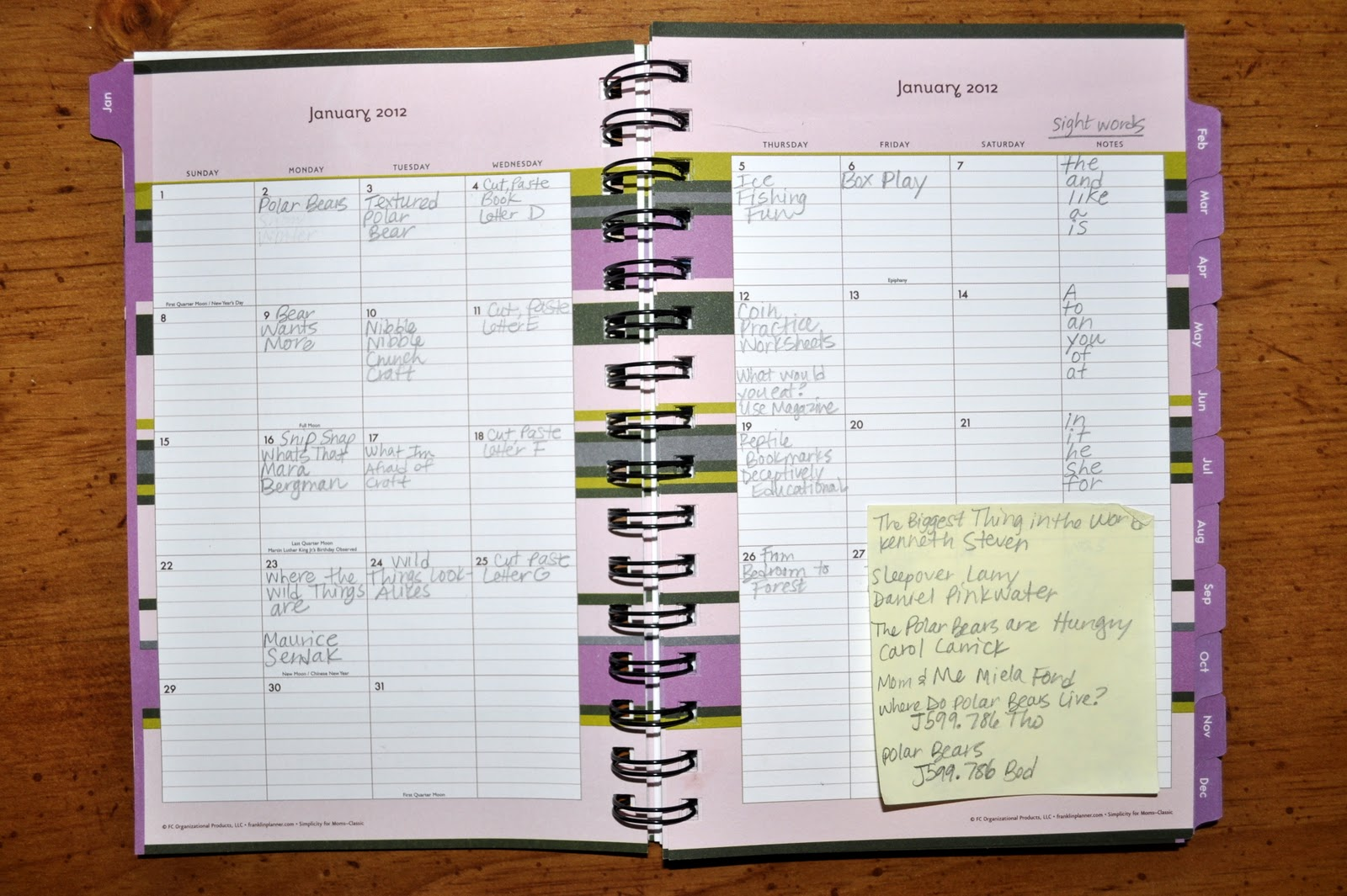 Day 7 Weekly Planner Template Franklin Covey