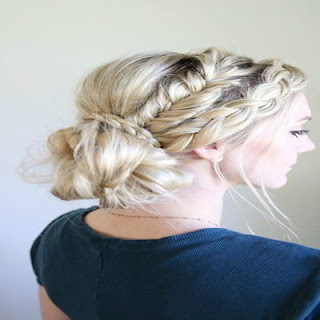 Updo-Hairstyle-And-Haircut