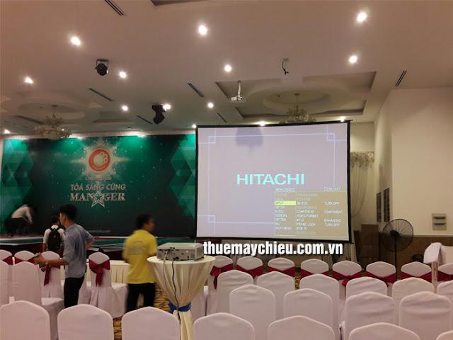 Giới thiệu dịch vụ cho thuê máy chiếu giá rẻ tại TpHCM