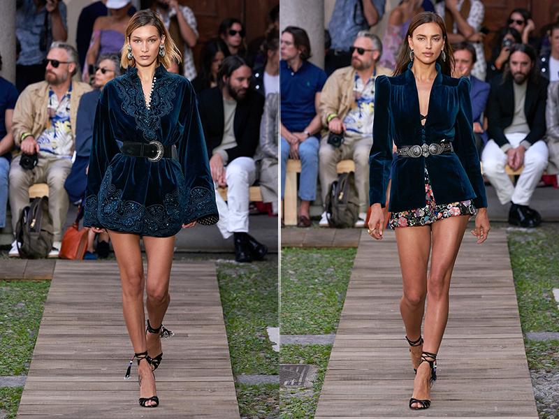 Босоножки на шнуровке - модный тренд летнего сезона 2020 года