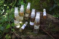 Sprays, huiles, encens et autres outils de connexion avec les Anges Secondaires, les Archanges  et l