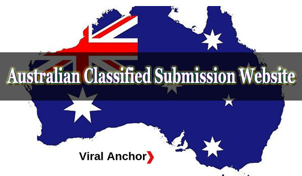 High DA Australian Classified Submission Website List for Ranking