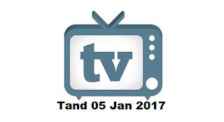 Tandberg 5 Januari 2017