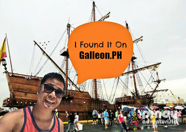 I Found It On Galleon.PH