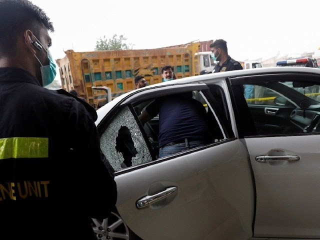 पाकिस्तान में चीनी नागरिक की कार पर ताबड़तोड़ फायरिंग