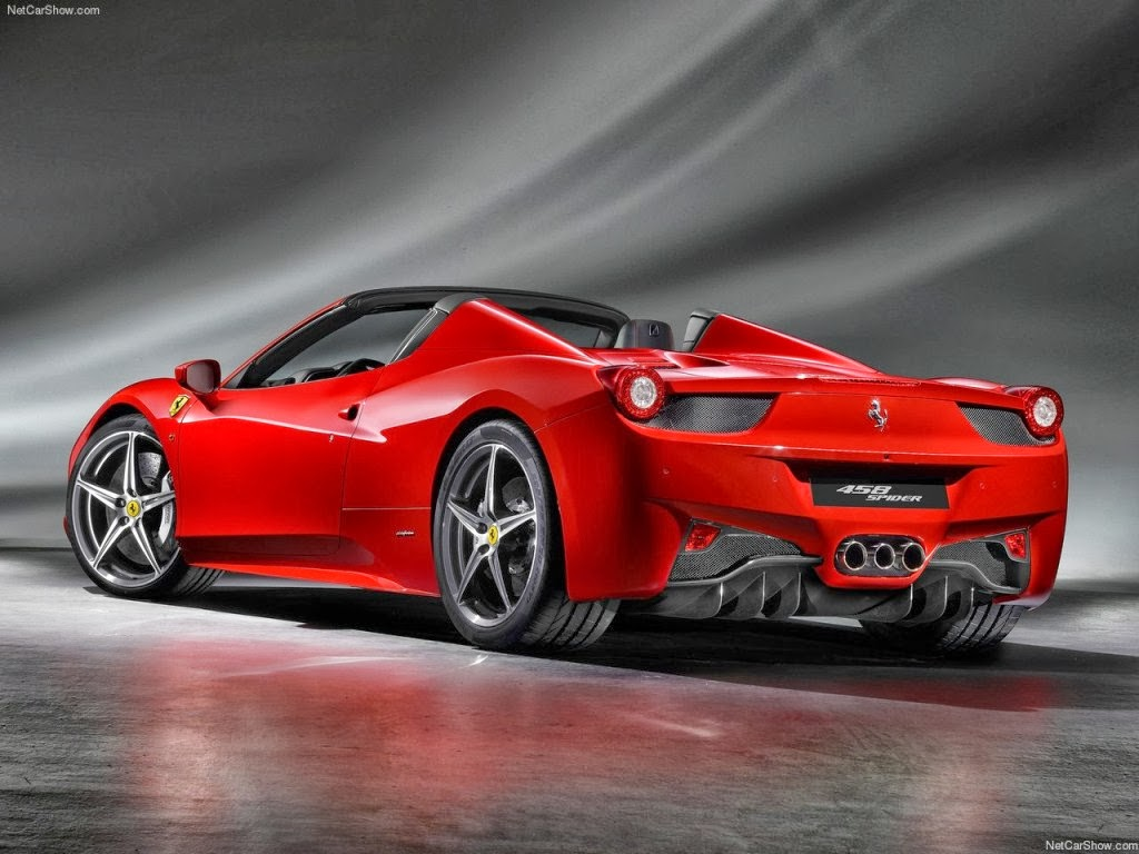 Ferrari 458 Italia Super Car Review