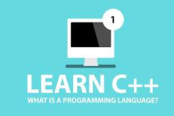 Pengertian bahasa pemrograman C++ Panduan bagi pemula