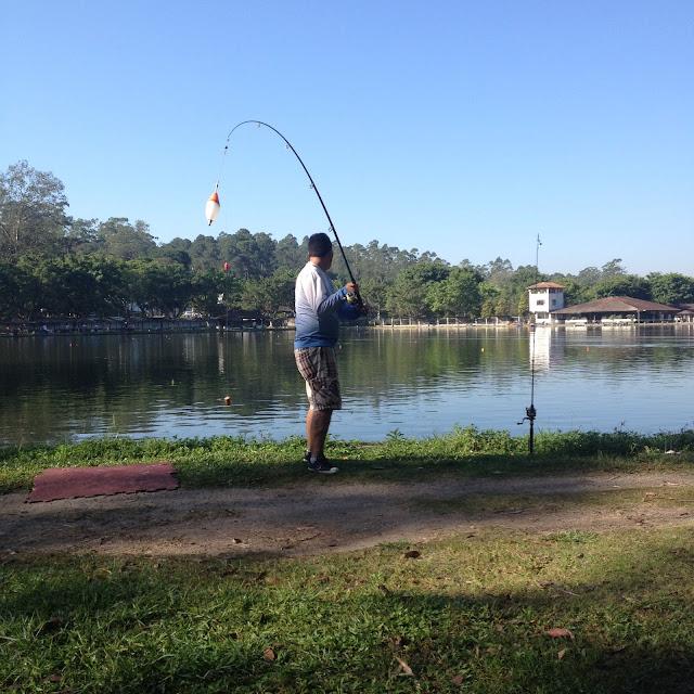 Arremesso, Dica na Pesca,