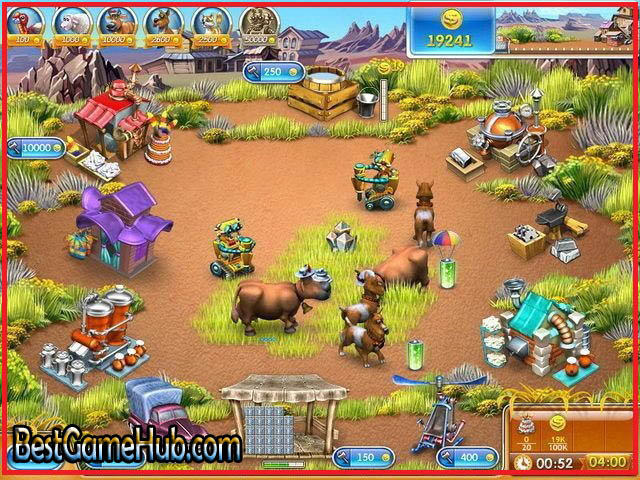 Farm Frenzy 3 American Pie Torrent Game Free Download