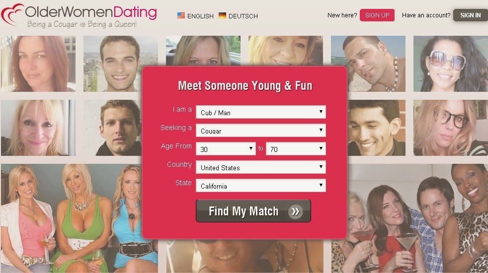 Top 5 senior dating sites