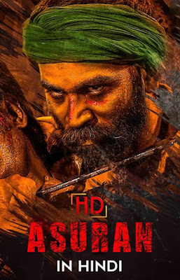 Asuran (2019) Dual Audio Hindi 720p UNCUT HDRip ESubs Download