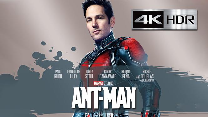 Ant-Man (2015) REMUX 4K UHD [HDR] Latino-Castellano-Ingles