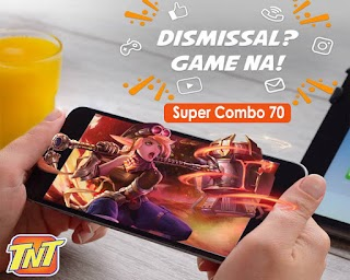 TNT SC70 – Super Combo 70 Pesos Unli Call, Text + 300MB for 5 days