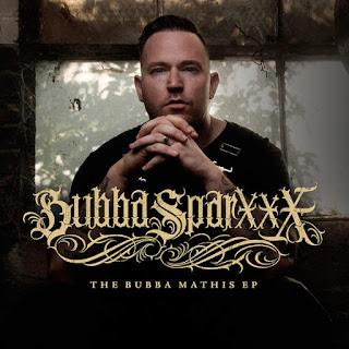 Bubba Sparxxx - The Bubba Mathis (EP) (2016) - Album Download, Itunes Cover, Official Cover, Album CD Cover Art, Tracklist