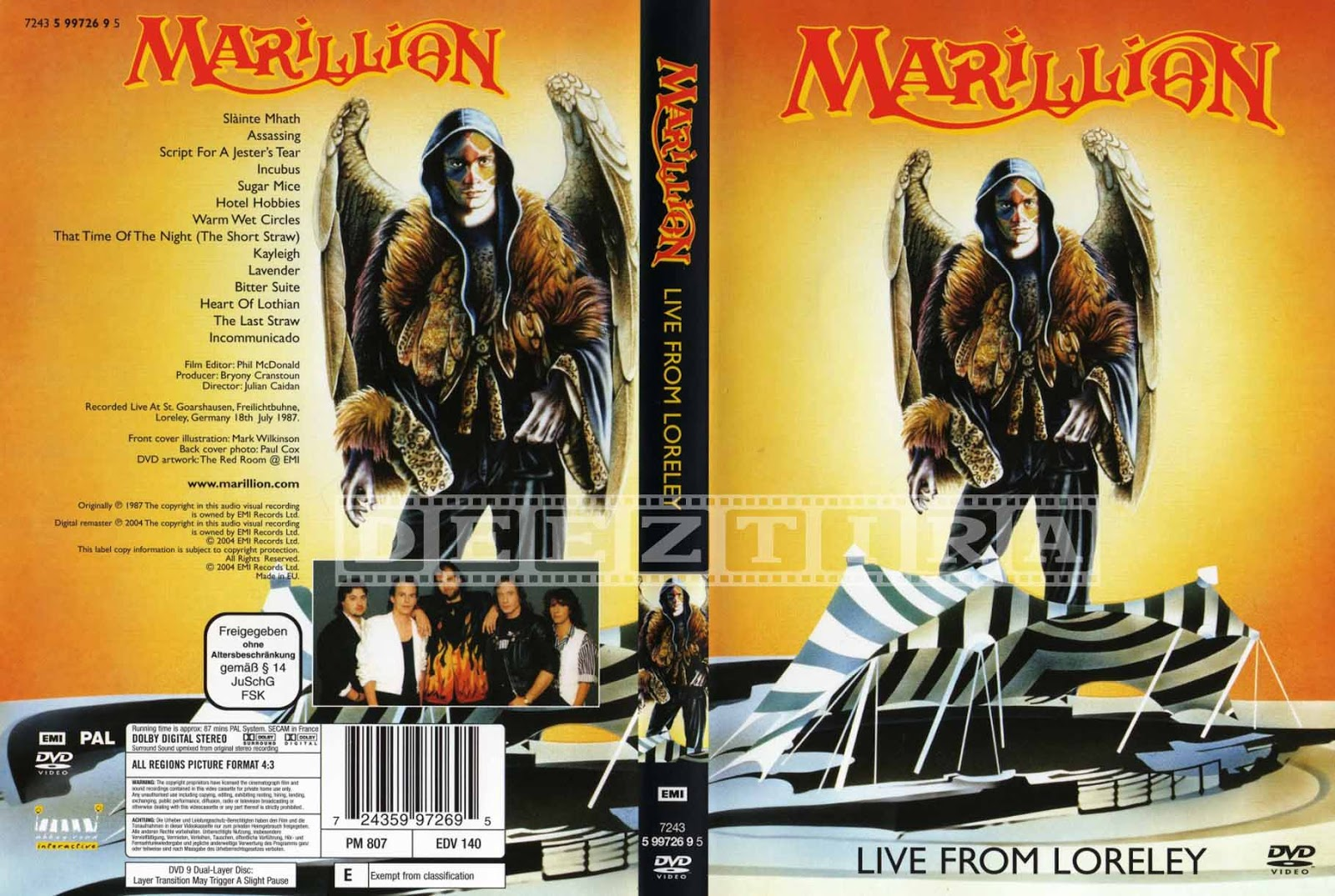 Live From Loreley (2004