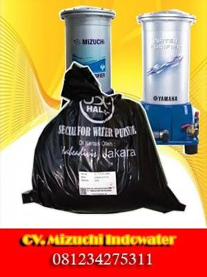 Carbon aktif powder Yamaha OH300