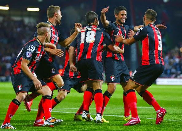 Prediksi Score Bola AFC Bournemouth Vs Reading FC Jadwal Oktober