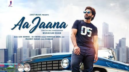 Aa Jaana Lyrics - Darshan Raval & Prakriti Kakar