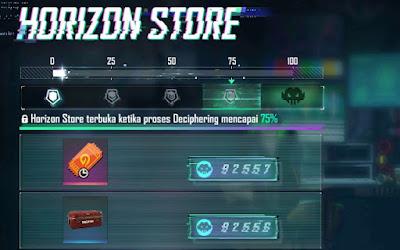 Horizon Store Mcoin