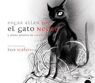 Primeras letras el gato negro edgar allan poe - El gato negro decoracion ...