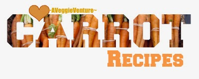 Tired of the same-old boring baby carrots? Find new inspiration in this collection of seasonal Carrot Recipes from AVeggieVenture.com, savory to sweet, salads to sides, soups to supper, sandwiches to smoothies, simple to special. Many Weight Watchers, vegan, gluten-free, low-carb, paleo, whole30 recipes.