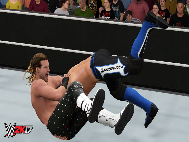 Download WWE 2K17 Free Full Game For PC