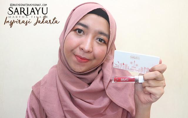 Sariayu Color Trend 2018 Inspirasi Jakarta