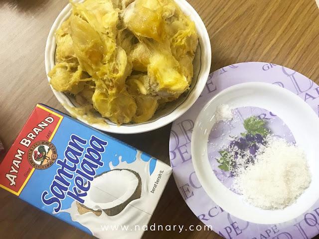 Resepi Serawa Durian