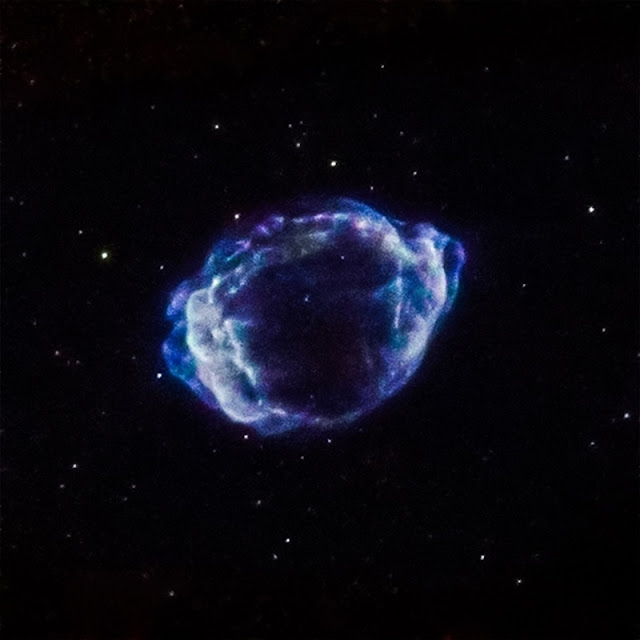 Milky Way's youngest supernova