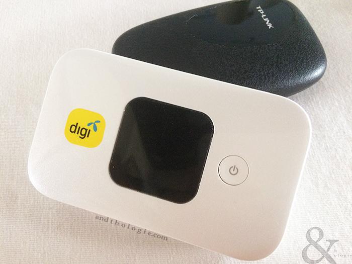 DiGi Broadband + Huawei E5577 : A No-Go Combination