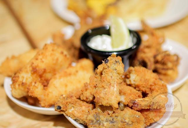 Menu Owlery Cafe - Cruchy Seafood
