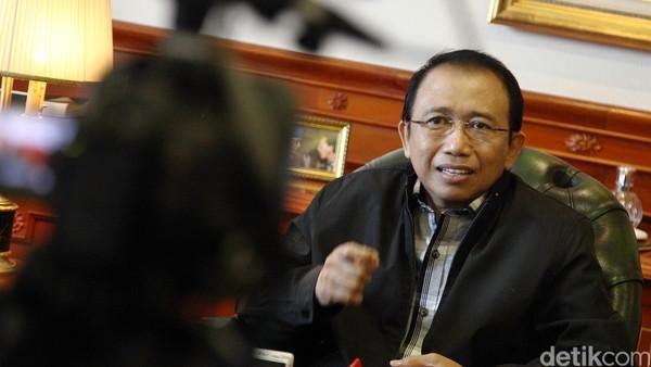 Pengacara Ungkap Alasan Marzuki Alie dkk Cabut Gugatan ke AHY
