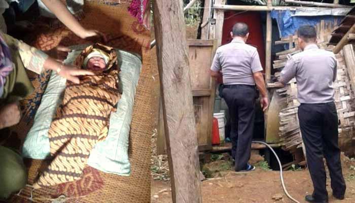 Seorang Siswi di Sukabumi Tega Buang Bayinya di Kebun Bambu