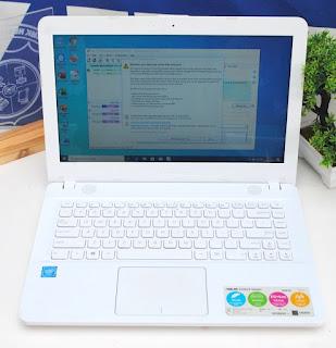Jual Laptop Asus X441SA bekas