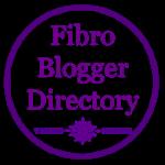 I blog about Fibromyalgia