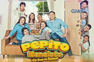 Pepito Manaloto - 27 January 2018