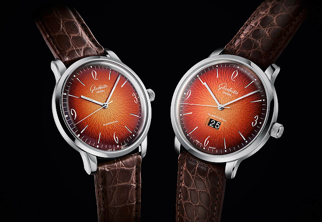 Glashütte Original Sixties and Sixties Panorama Date Annual Edition 2019