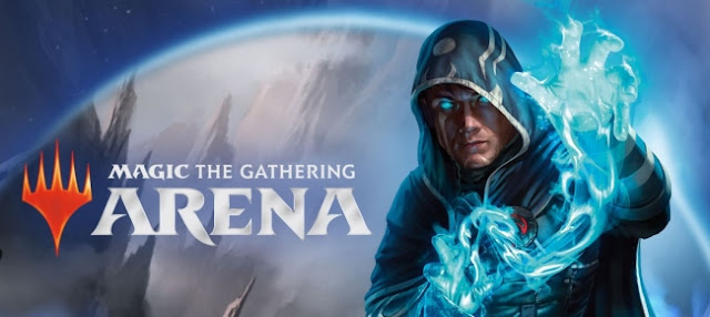 Announced Magic: The Gathering Arena Game