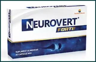 neurovert forte pareri forum prospect efecte adverse