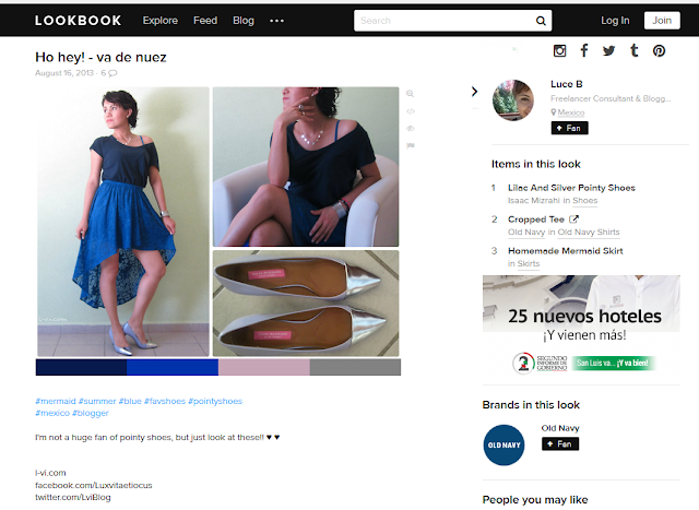 Lucebuona en LookBook  L-vi.com
